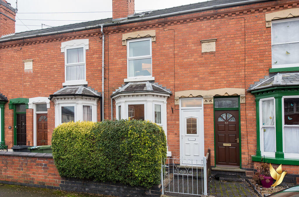 55 Rowley Hill Street, St Johns, Worcester, #Worcestershire, WR2 5LJ.