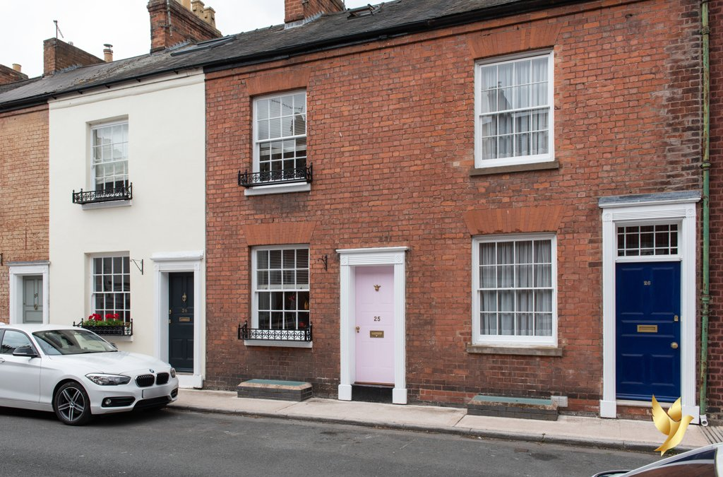 25 York Place, Worcester, #Worcestershire, WR1 3DR.