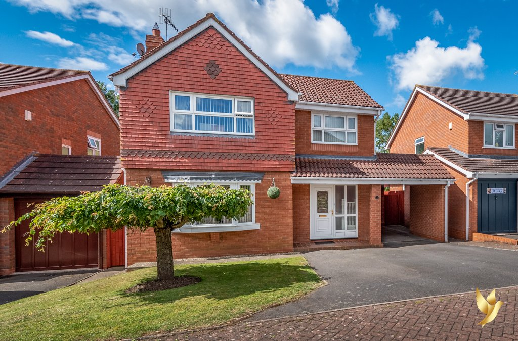 7 Draycote Close, St. Peter's, Worcester, #Worcestershire WR5 3SY